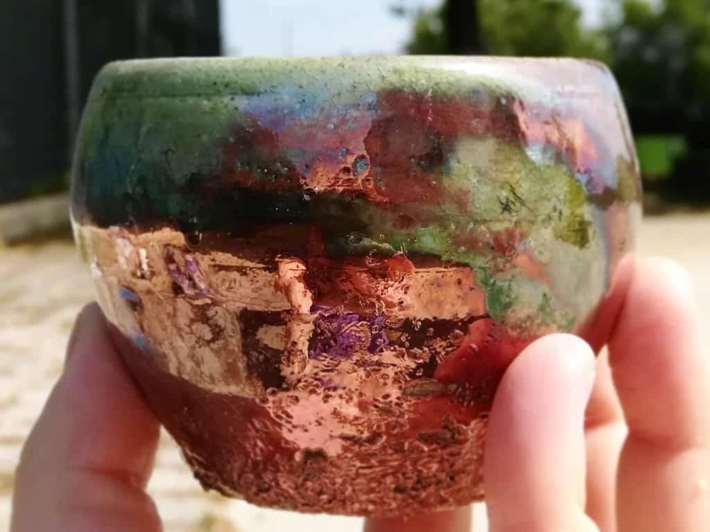 Corsi di ceramica Rimini Raku