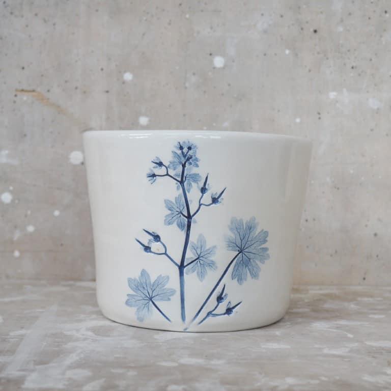 cache pot ceramica portavaso Erbacea LAB