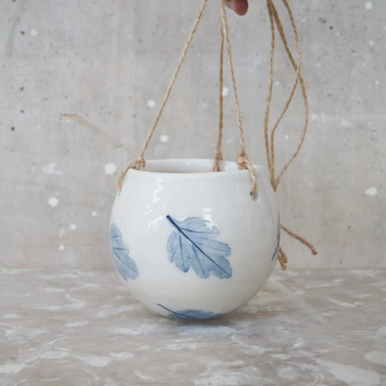 planter da appendere ceramica Erbacea LAB