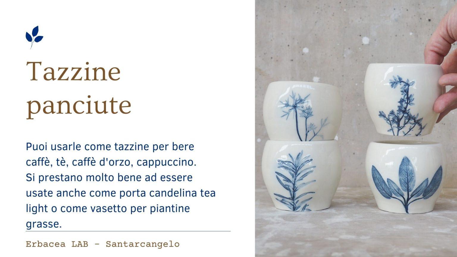 Bomboniere in Ceramica - tazze